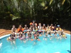 Confraternização do Grupo Natureza - 1º ano C