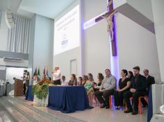 Cerimônia de Conclusão do Ensino Fundamental 2017