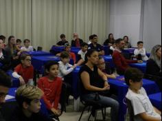 Conselho de Classe Participativo 2018 - 1º semestre