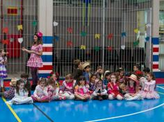 Tarde Junina na Educação Infantil e 1º ano 2018