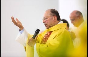 Parabéns, P. Lino, pelos 50 anos de sacerdócio!