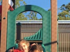 Primeiros anos A e B aproveitando o Espaço Verde