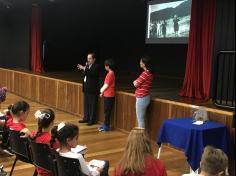 Os 4°s anos em Itajaí: um pouco de História