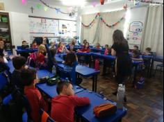 Direitos e deveres das crianças no 2º ano C