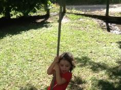 Momentos especiais no Sítio Mundo Animal – Infantil IIB