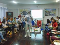 Encontro dos assessores e articuladores da AJS em Massaranduba