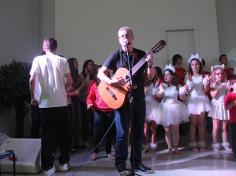 Noite Cultural no Colégio Salesiano